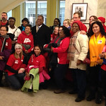 Nurses Endorse Vincent Orange for DC Mayor