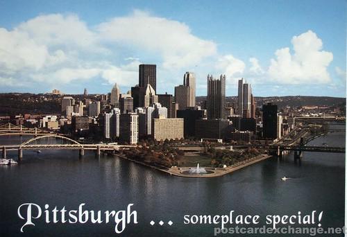 Pittsburgh Landmark Scenics - Renaissance II Skyline