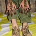 Mehnaz Bridal Mehndi Tops and Feet