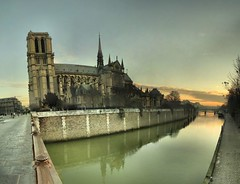 Cathédrale Notre-Dame de Paris - 22-12-2007 - 9h05