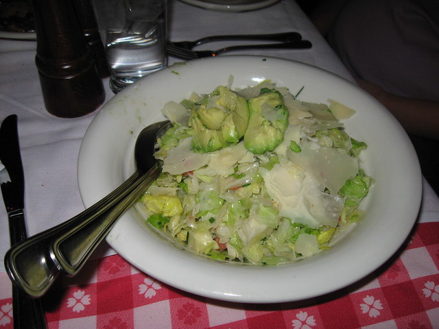 Maggiano's Little Italy: Chopped salad