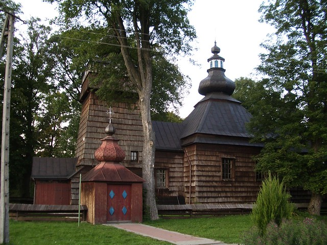 UNESCO - Wooden Churches of Southern Little Poland - HACZOW