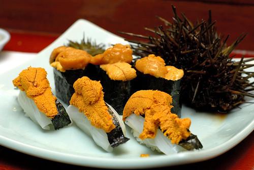 Uni - Live Sea Urchin