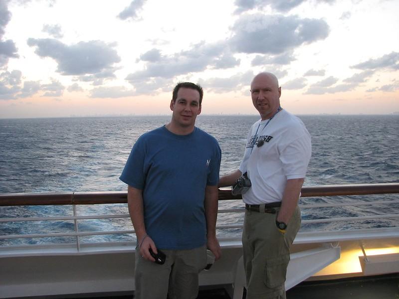 cruise day1 miami 0202