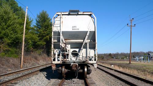 railroad trains