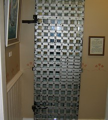old jail door