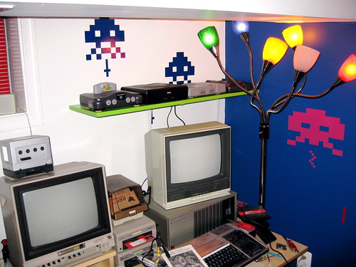 the Retro Gaming Shelf comes into being | by blakespot