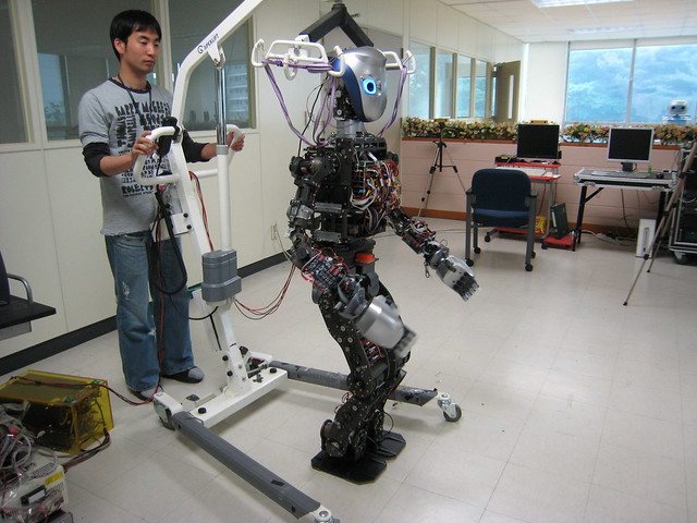 Korean humanoid robot