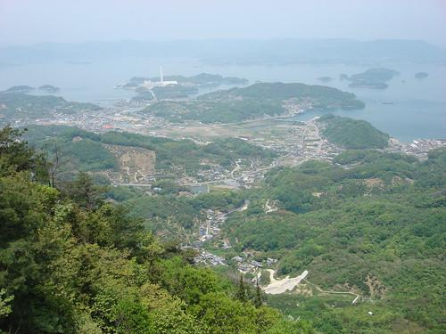 sea japan islands may 2008