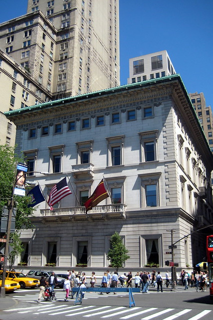 NYC - UES: Metropolitan Club