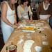 Small photo of Making humita empanadas