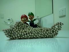 Mario and Luigi lets gooo! by alexjones42