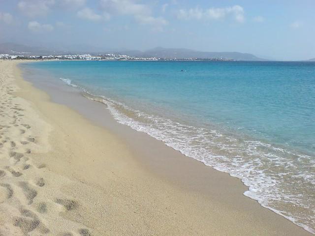 остров Naxos