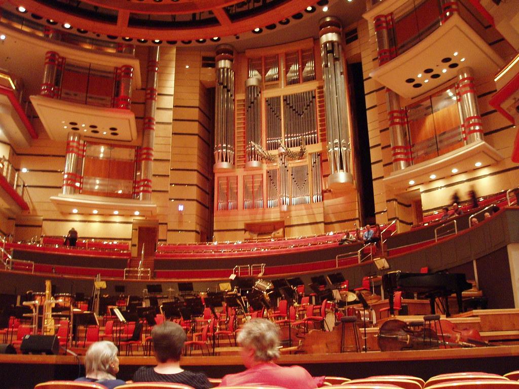 Birmingham Symphony Hall Organ