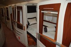 Suites A380 de SIA