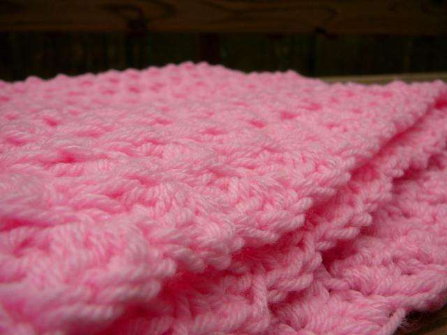 Crochet Pattern Central Free Pattern Bubbles Baby Blanket : Crochet Pattern Central Free Pattern Bubbles Baby Blanket ...