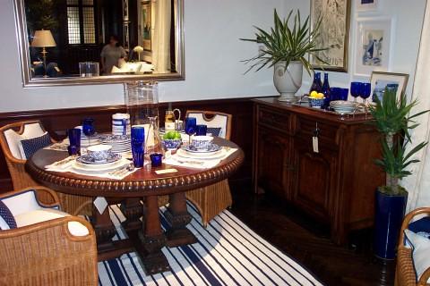 Flickriver photoset 39 ralph lauren villa america for Ralph lauren dining room ideas