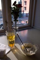 te og frokostblanding