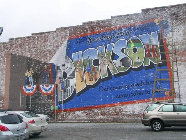 ups dickson tennessee