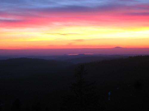 sunset sonora
