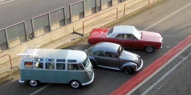 vw type 2 t1 camper van vw beetle pontiac le mans convertible flickr photo sharing. Black Bedroom Furniture Sets. Home Design Ideas