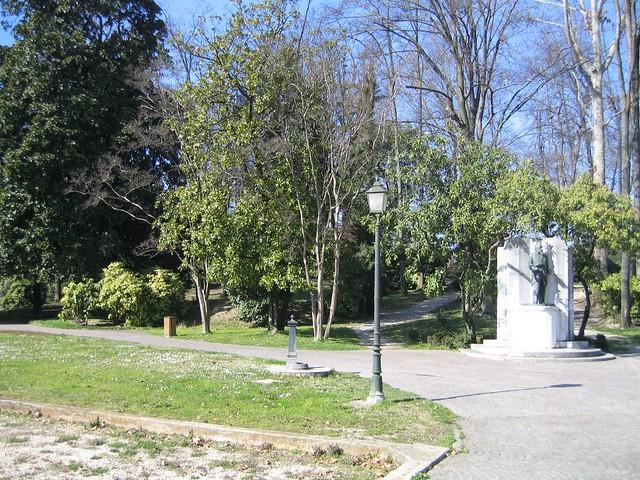 Oderzo, giardini pubblici