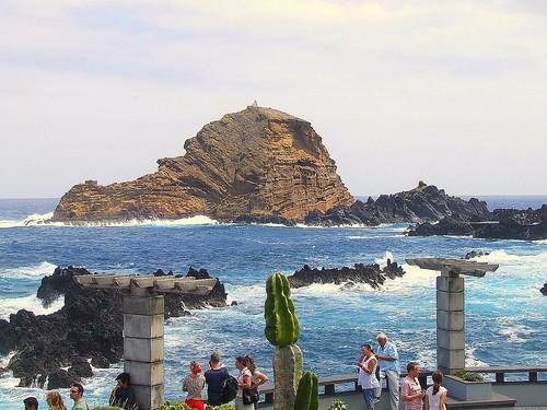 Madeira - Porto Moniz Promenade