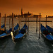 Sunset in Venice by J.Salmoral