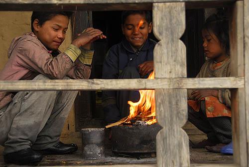 Feed the flames, Kotkhai- District Shimla
