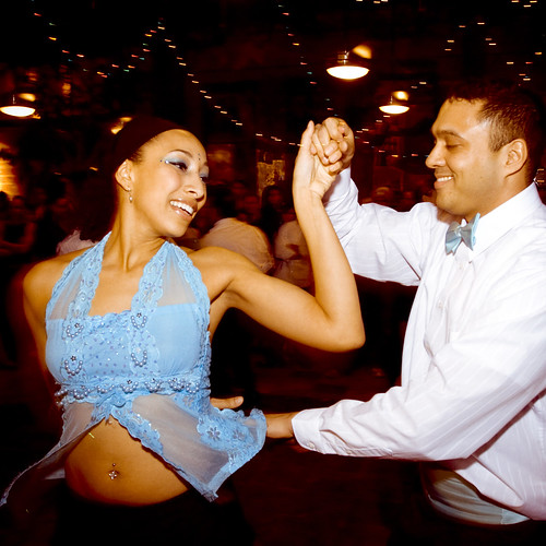 Dating Latinos It's Different: DANCING