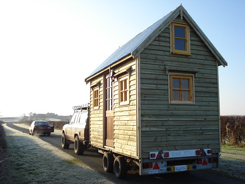 Shed On Wheels : Shed on wheels