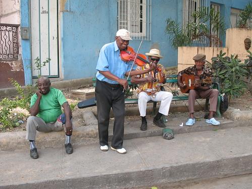 Cuba Musician by TolgaOrs