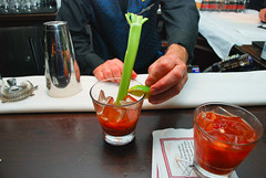 restaurant, bloody mary, drink, cocktail, alcoholic beverage,