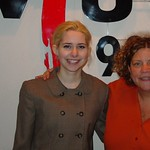 Nellie McKay at WFUV with Rita Houston