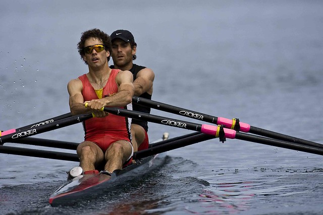 Rowing Men's Lightweight Double Skulls