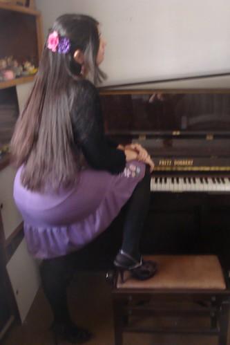 Piano Photoshoot ♫~