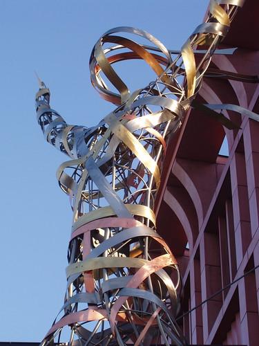 Alexanderplatz Skulptur