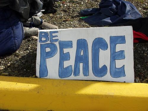 Olympia Port Militarization Protest - November 10th, 2007
