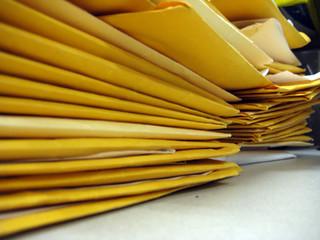 paper work piles