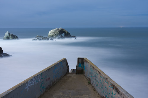 Above Sutro Baths
