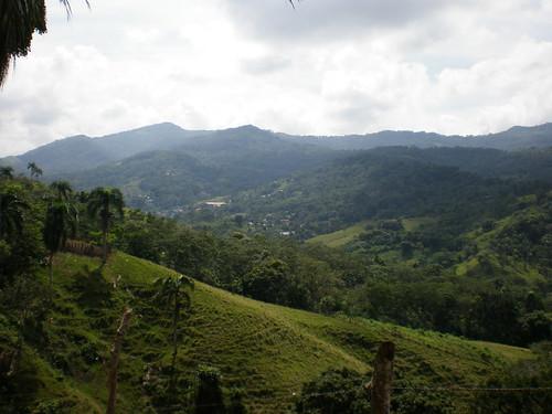 paisajes de Pedro Garcia, Santiago R.D. by tomcruz109