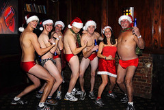 011 Santa Speedo Run 2007