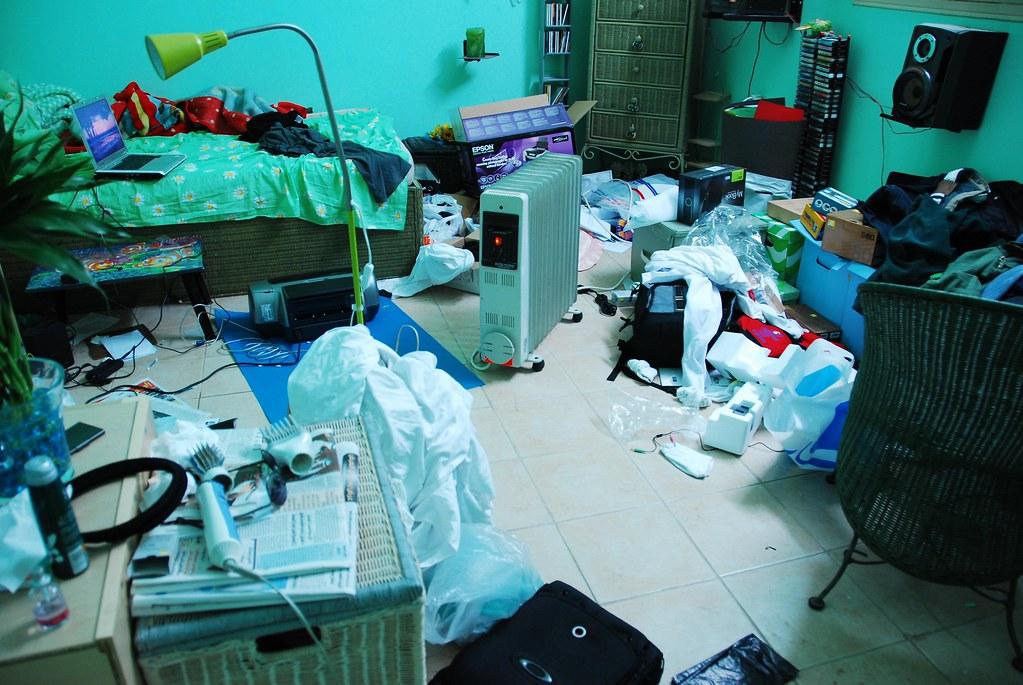 My Room aka IRAQ!