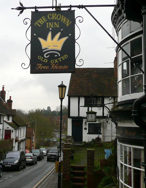 Book 3, Walk 2c, Woldingham to Oxted