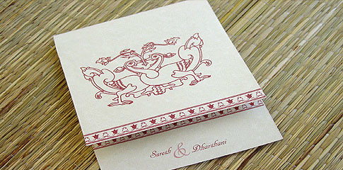 Sri Lankan Wedding Invitations A Photo On Flickriver