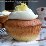 Lemon-Poppy Seed Cupcakes