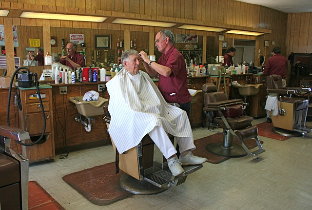 old school haircut #2 Flickr - Photo Sharing!