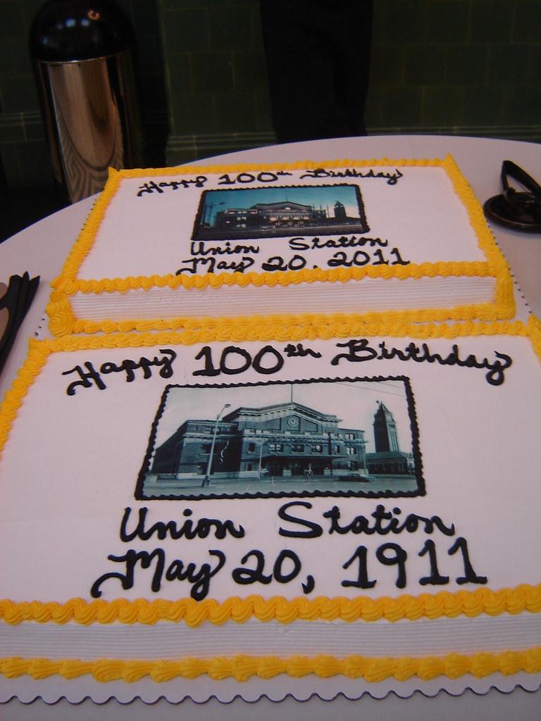 Birthday Cake Seattle WA 20 May 2011