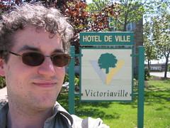 bienvenue à victoriaville