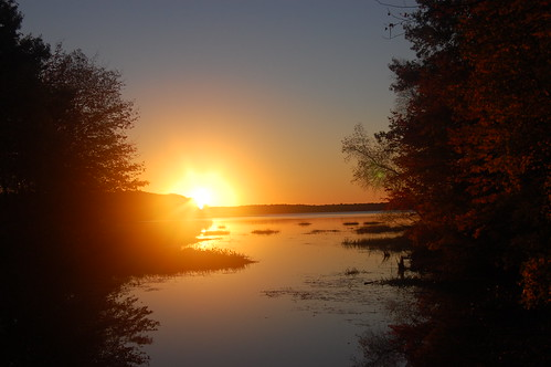 sunrise greatswamp wordenspond